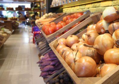 Élelmiszer-eladó