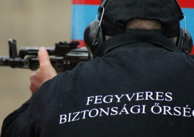 Fegyveres biztonsági őr